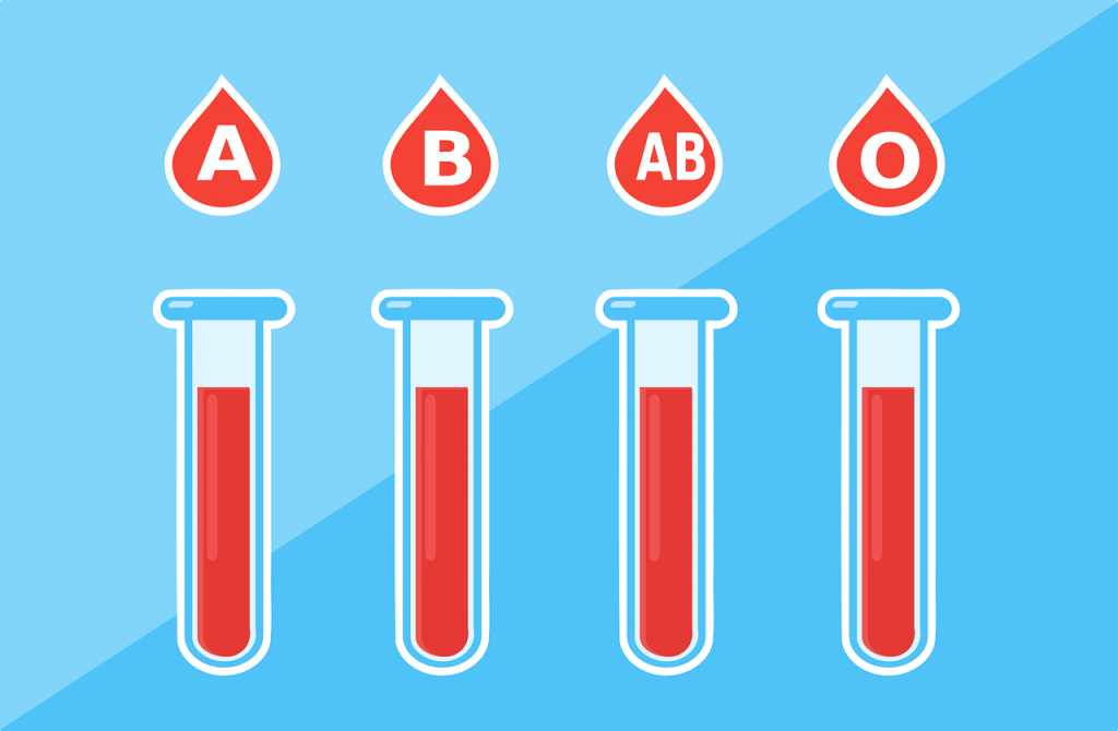 blood, blood type, health