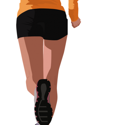 sports, runner, health