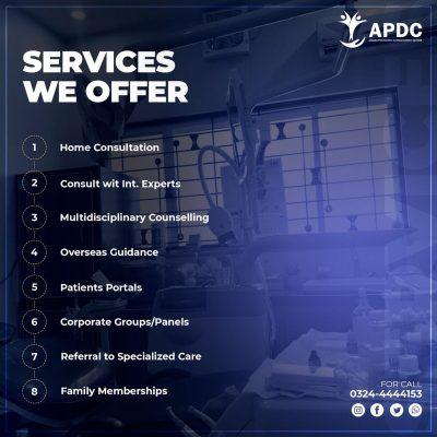 apdc.pk healthcare services